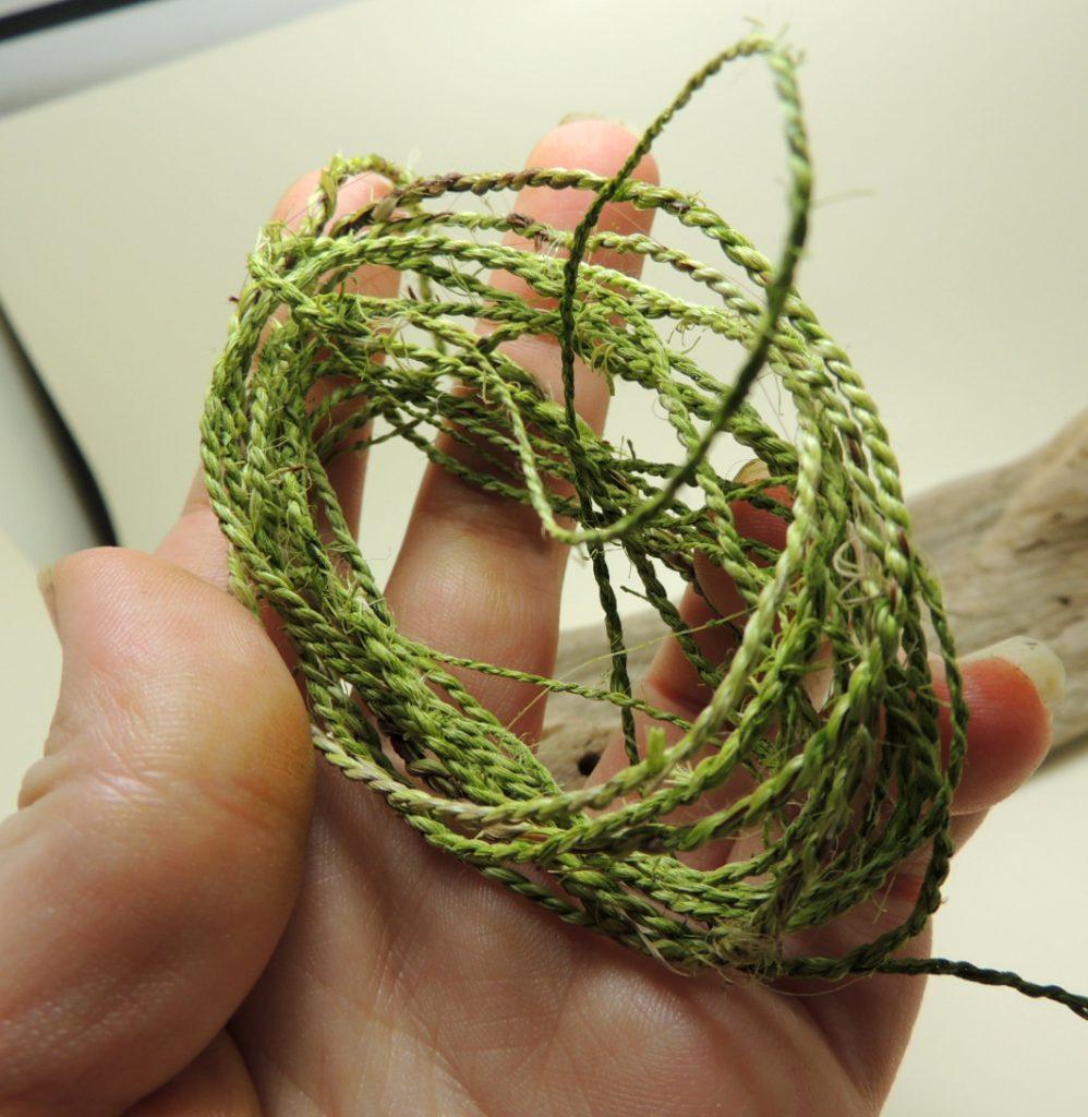 Handmade Yucca Cordage