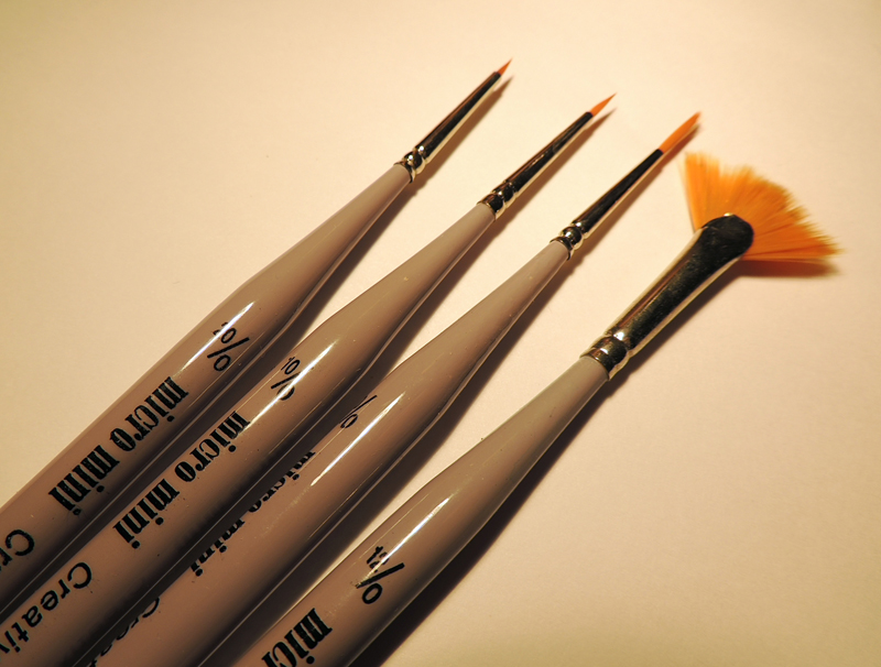 Micro Mini Brushes
